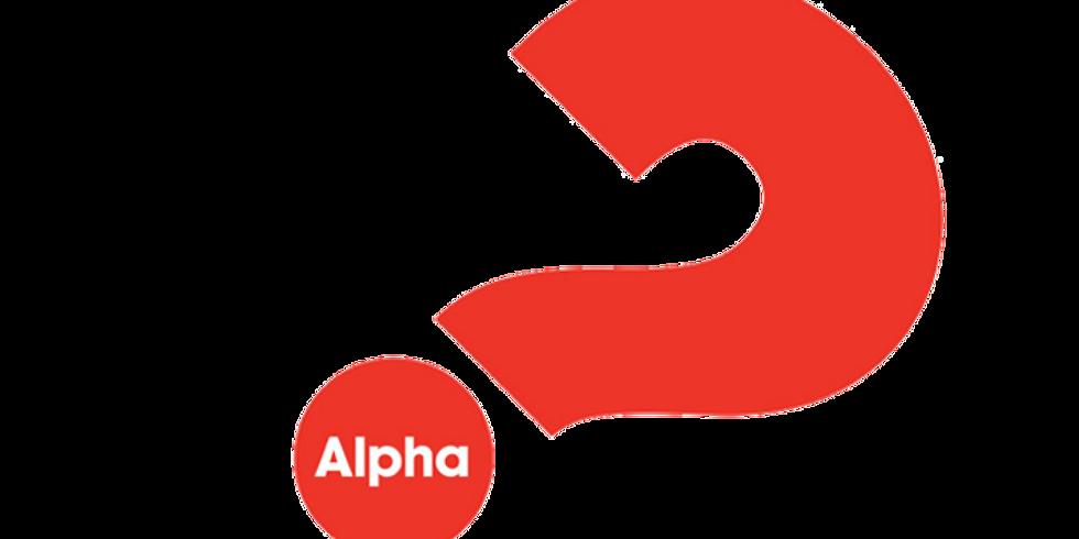 Alpha Course West - Winter 2020