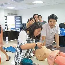 急救訓練ACLS訓練課程