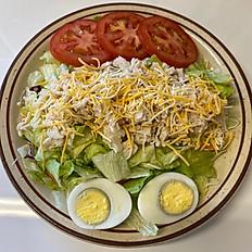 Chef Salad with Ham or Turkey