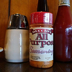 Deccio's All Purpose Seasoning Salt