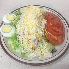 Club Salad with Turkey & Bacon