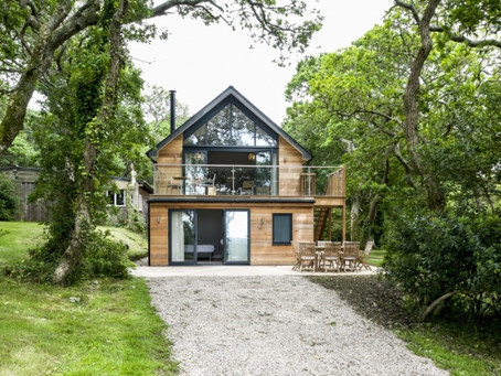 Holiday Home with Accessible Kitchen by Adam Thomas