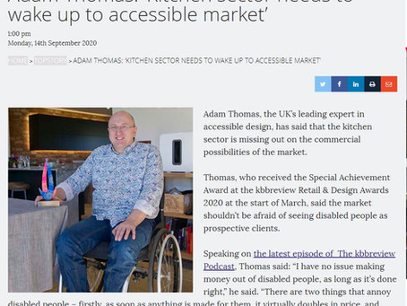 Adam Issues a Wake-Up Call to UK Kitchen Industry
