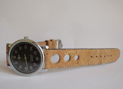 Perforted Strap