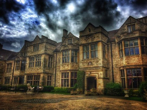 Most Haunted Hotels in the UK & Ireland
