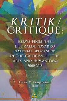 2014 Kritik-Critique, Noli on TV.jpg