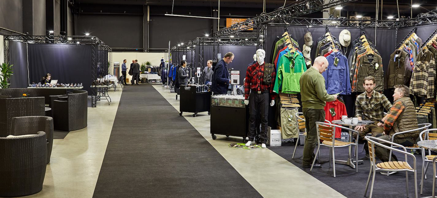 X-15 exhibition stands