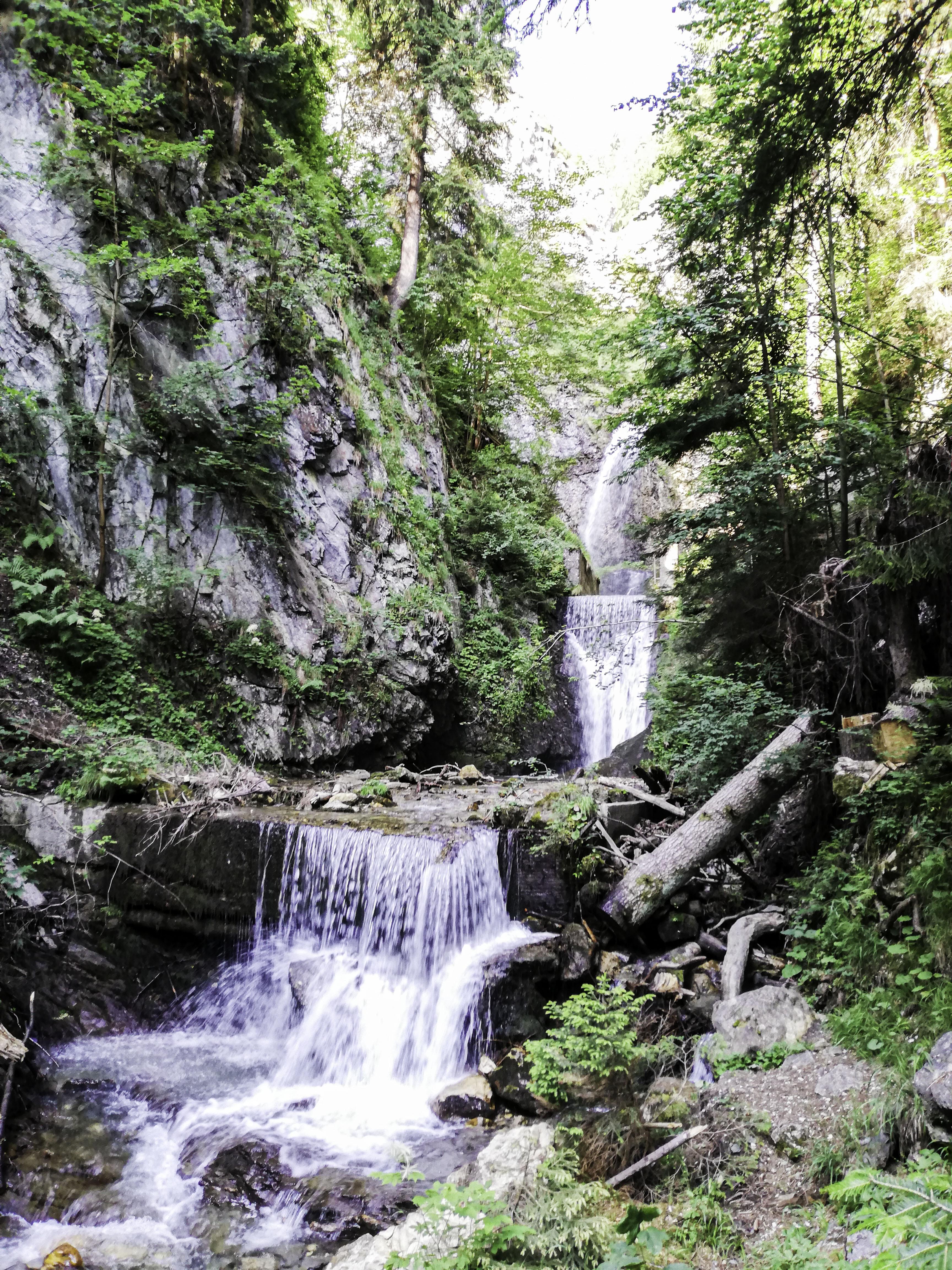 schlitterer Wasserfall
