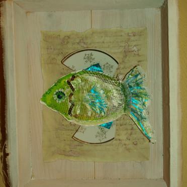 Visje in een kistje