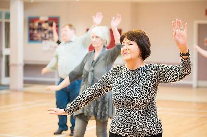 Adult dance classes Solihull
