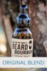 Beard Bourbon Oil