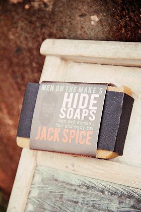 Jack Spice | Hide Soap