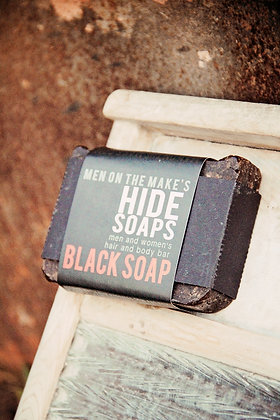 Black Soap | Hide Soap