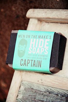 Captain | Hide Soap