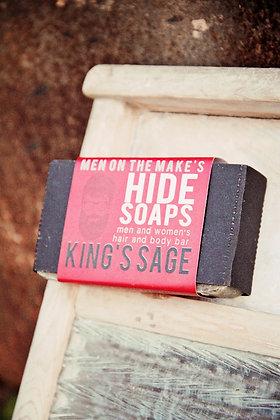 King's Sage | Hide Soap
