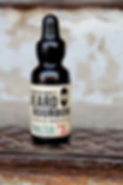 Beard Bourbon Oil