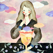 「雲ソーダ」