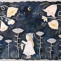「月明かりの下」