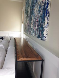 Hickory Sofa Table