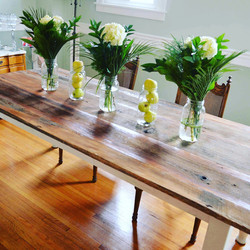 Cigar wood Table
