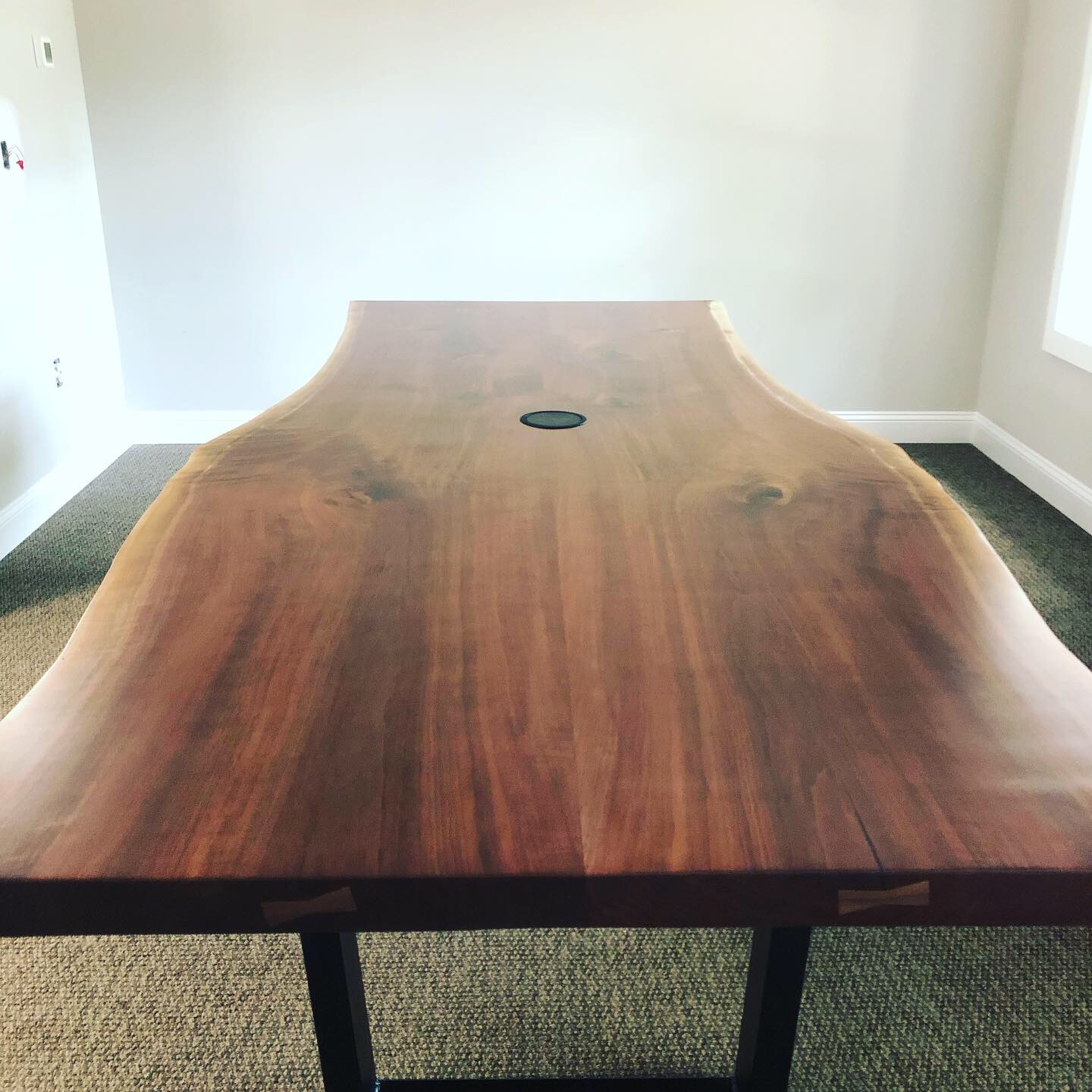 Walnut Coinference Table