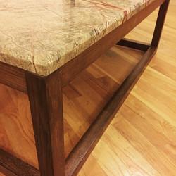 Galaxy Quartz Coffee table