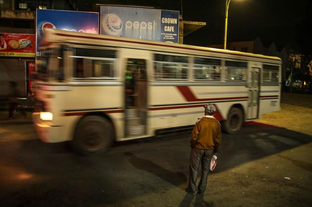 Sri Lanka Bus Station