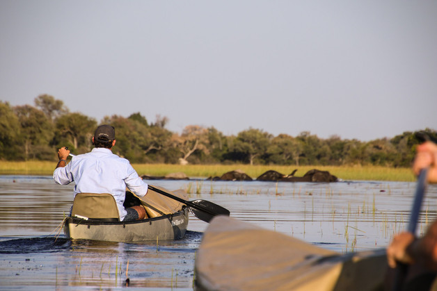 Botswana Okavango Canoe Safari