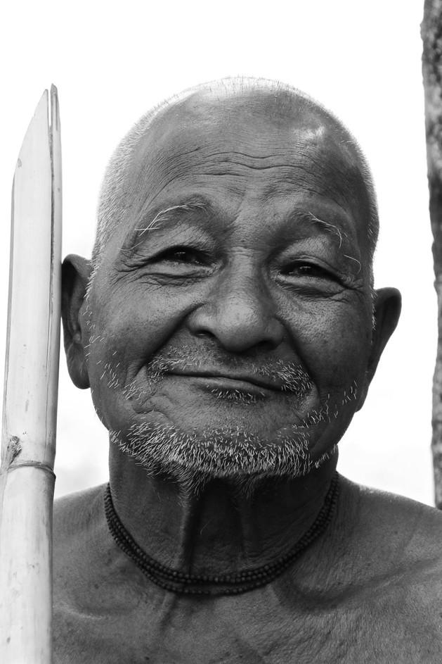 India Tea Plantation Elder