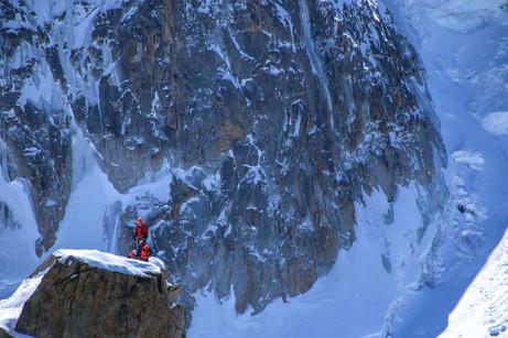 Mont Blanc Climbers