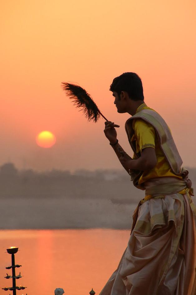India Varansi Sunrise