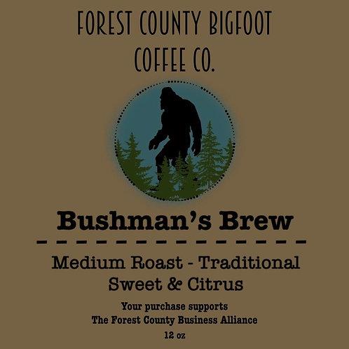 Bigfoot Coffee Bushmans Brew