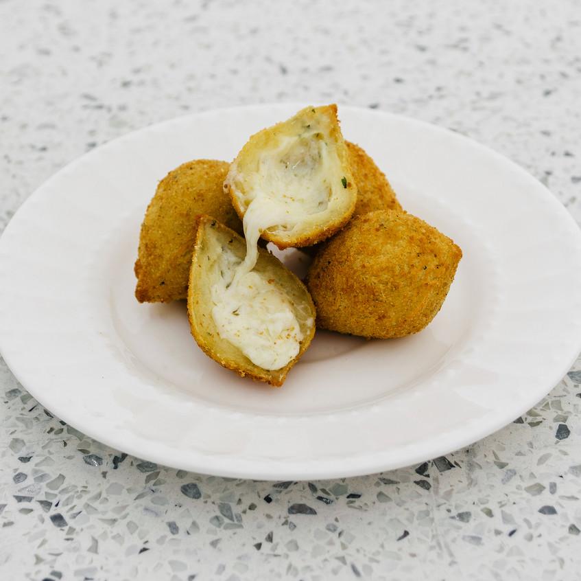 Cheese Coxinhas