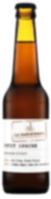 Bouteille biere La Parisienne Petit Apac