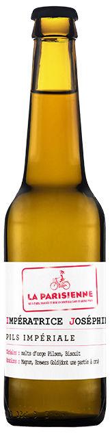 Bouteille biere La Parisienne Imperatric