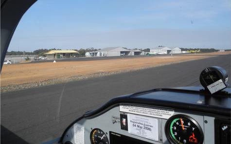 Terminal, club rooms and hangars from Tecnam