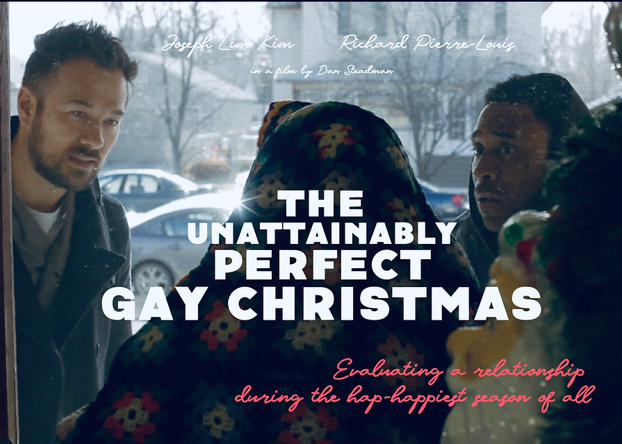 Official Film Page - The Unattainably Perfect Gay Christmas on Amazon Prime