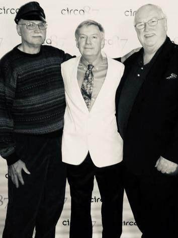 Lee Spalt, Joseph Rogers, and Tom Oldcroft