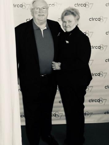 Tom and Pat Oldcroft