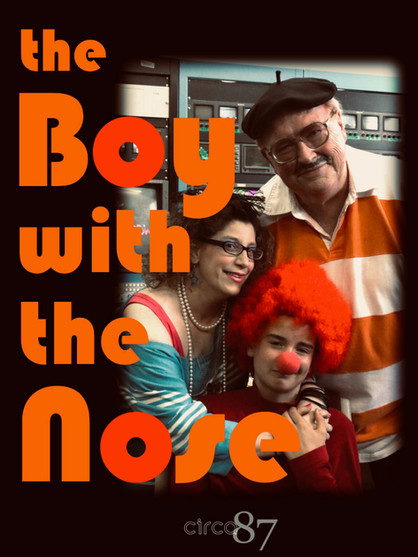 The Boy with the Nose - Poster 2