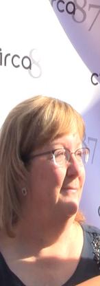 Karen Reynolds of The Racket