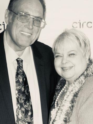 """Dan and Carolyn Mers of """"The Shoe"""""""