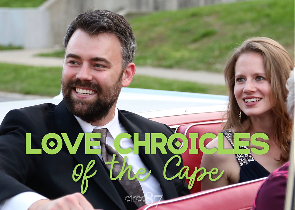 Official Poster - Love Chronicles of the Cape