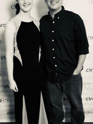 Emma Grace Peper and Dan Steadman
