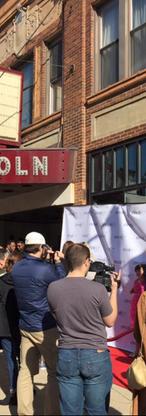 Lincoln Theater premiere in Belleville, IL