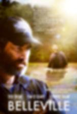 Belleville - official movie poster of the Dan Steadman film