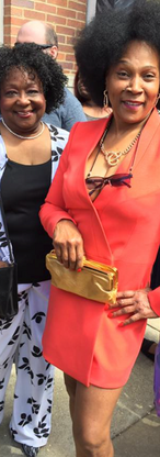 Helen White and Relanda Ledbetter