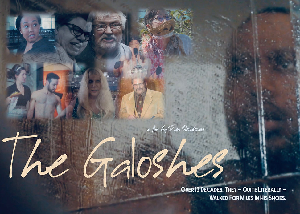 Official Poster - The Galoshes
