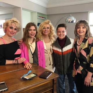Shelly King, Andrea Lewis, Donna Cokenour, Jon Hopkins, Cindy Asher