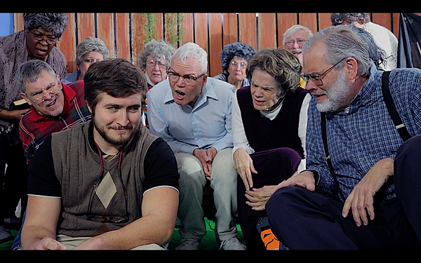 "Scene from ""Precious Meadows"""